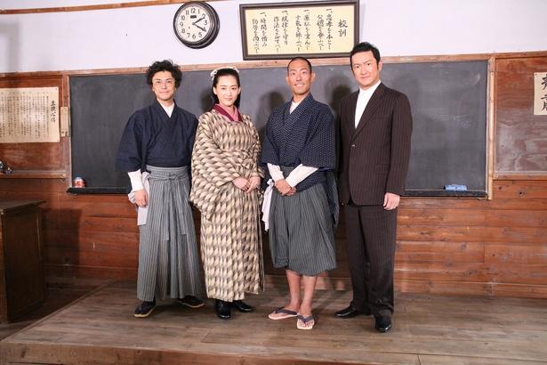 5月に熊本でクランクインを迎えた「いだてん」