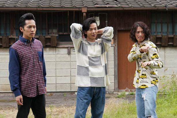 「今日から俺は‼」第5話より(C)NTV