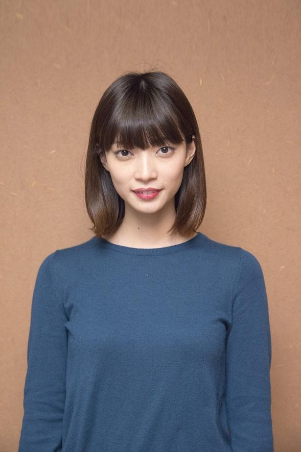 大河(伊藤健太郎)の同期でマドンナ・茜を演じる田中真琴