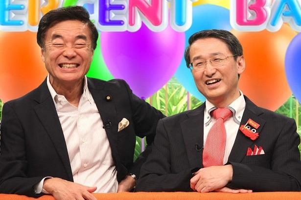 11月12日(月)放送の「ネプリーグ」に平井伸治鳥取県知事が初登場