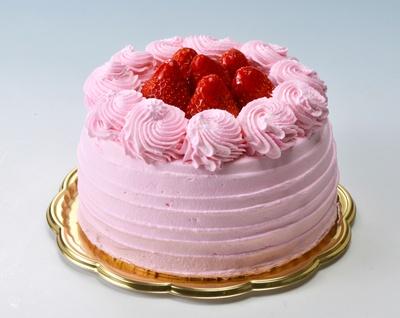 写真映えしそうなケーキ