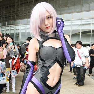 「FGO」から「ドルフロ」ヒロインまで!東京ゲームショウ2018を沸かせた美人コスプレイヤー総まとめ