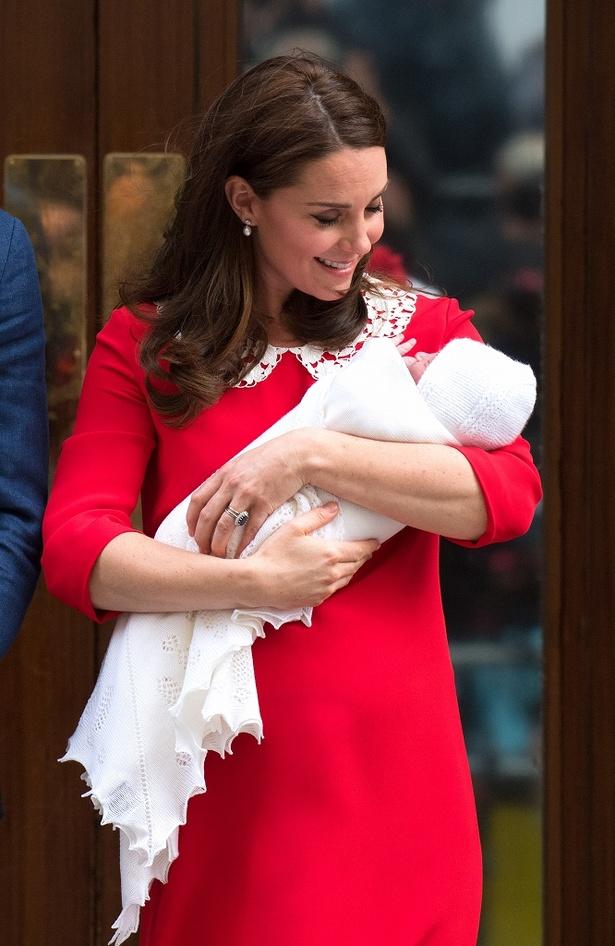 ルイ王子の新たな写真がお披露目!