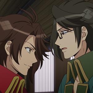 「BAKUMATSU」第7話の先行カットが到着。土方が現れ、高杉と桂が絶体絶命のピンチ!?