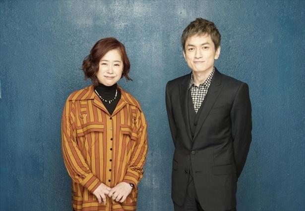 『Composers Summit Concert 2018』に出演する梶浦由記と椎名豪