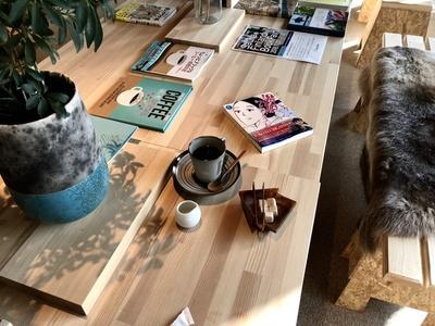 世界一コーヒーを飲むと言われているフィンランドの焙煎コーヒーは、酸味のある浅煎りで後味スッキリ