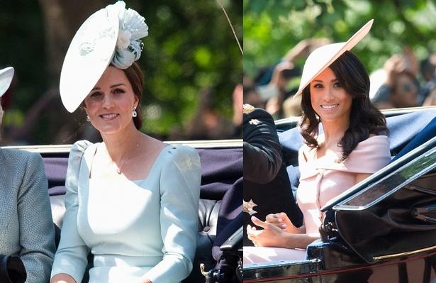 キャサリン妃とメーガン妃が豪華競演