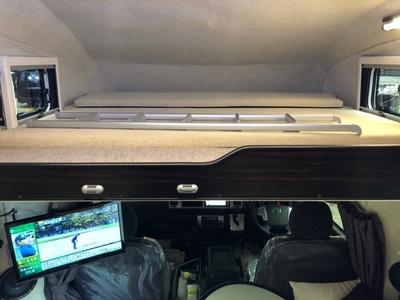 RV TRUST TR540 Bolero V.MAX(トヨタ・ハイエースベース)