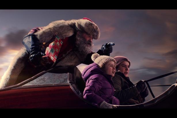 クリスマスの奇跡を描くファンタジー『クリスマス・クロニクル』はファミリーで楽しめる作品