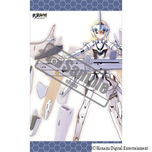 ECサイトebtenにて、冬コミケKADOKAWAブースで販売予定の「武装神姫」「文豪ストレイドッグス」「このすば」「けものフレンズ」ほかのイラストグッズが予約受付開始!
