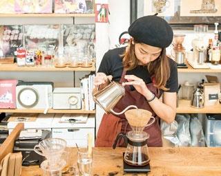【福岡のカフェ】良質な音楽とコーヒーとカルチャーを「STEREO COFFEE」