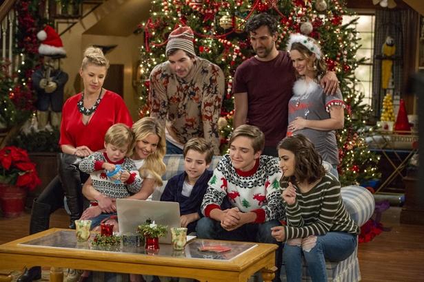 「フラーハウス」の新シーズンは、クリスマスのエピソードから幕を開ける