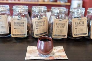 【福岡のカフェ】研究熱心な職人とコーヒー談義を「Fusuku Coffee」
