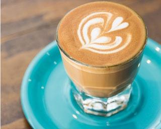 【福岡のカフェ】明確な理由をもって抽出する名バリスタ「FOREST MARK ESPRESSO」