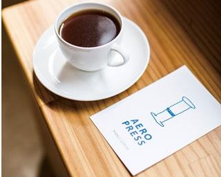 """【福岡のカフェ】""""エアロプレスの母""""が淹れる新しいコーヒー「MANLY COFFEE」"""