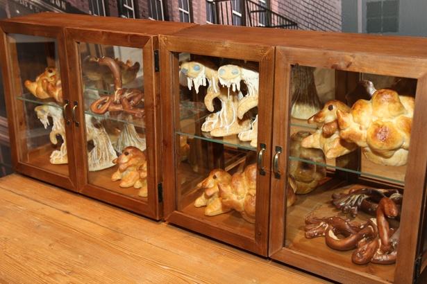 ジェイコブが作った魔法動物をかたどったパンが激カワ!