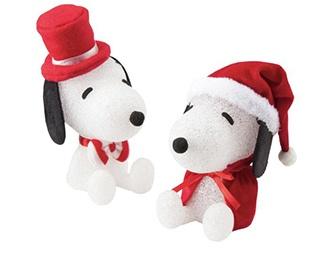 スヌーピーアイテムを贈ろう!クリスマスプレゼントはPLAZAでゲット