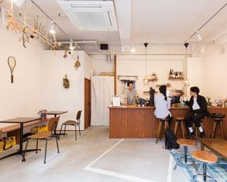 【福岡のカフェ】爽やかで華やかなコーヒーとスポーツがフィットする「TWEENER COFFEE SHOP」
