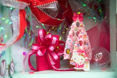 持参したプレゼントをあらかじめ入れておくこともできる
