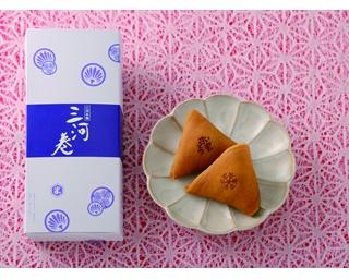 西尾市LOVEな沢さんがオススメするのは、もちろん故郷の銘菓!