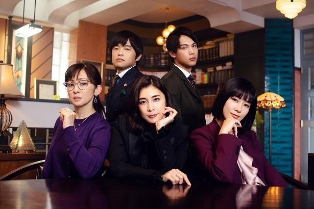 竹内結子主演ドラマ「スキャンダル専門弁護士 QUEEN」の追加キャストが判明!