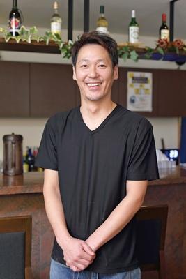 「新しい味がある赤湯に来てみて」と店主福冨雄治さん