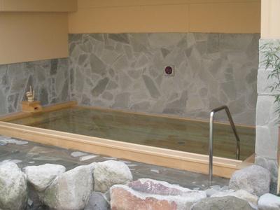 天然温泉 コロナの湯 小倉店 / 高濃度ヒノキ炭酸風呂