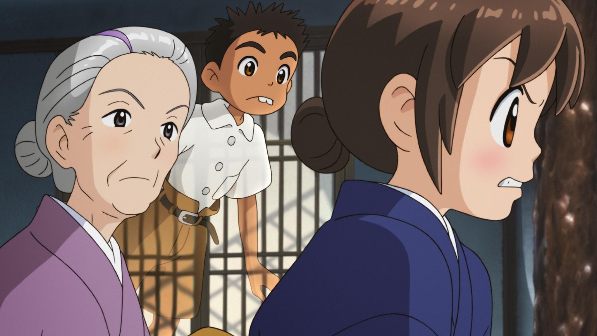 吉田玲子が脚本を手がけた劇場版『若おかみは小学生!』は現在公開中