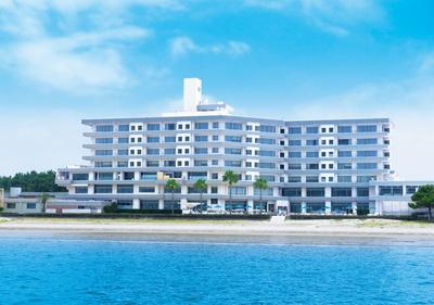 唐津シーサイドホテル / 唐津湾の絶景を眺めることができる抜群の景観