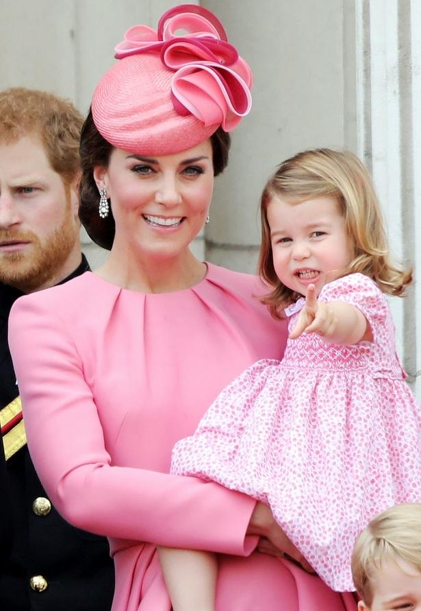 シャーロット王女がキティ・スペンサーに似てきた⁉