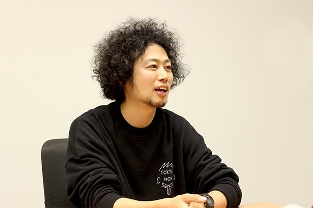 「HARE」を担当する原田さん