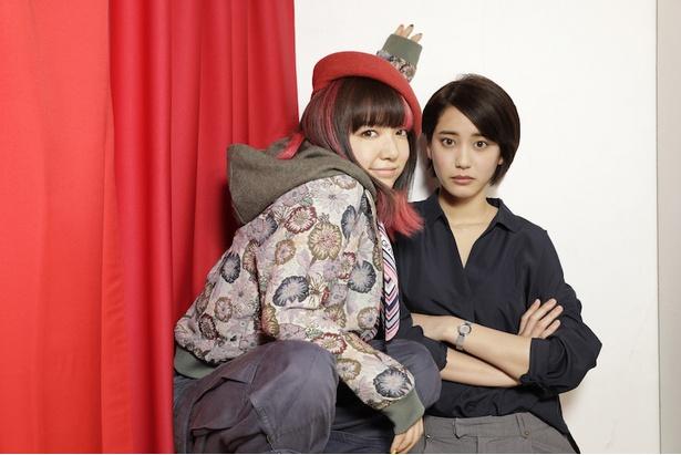 上白石萌音と山崎紘菜がW主演を務める映画「スタートアップ・ガールズ」が2019年に全国公開