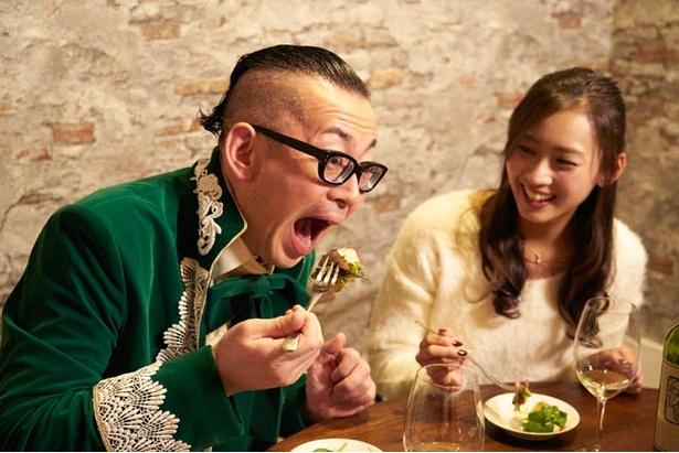 九州ワインとおいしい料理に舌つづみ!