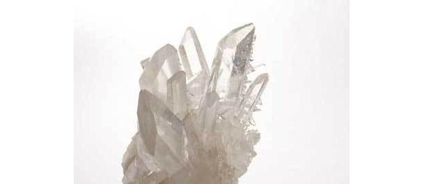 アメリカ産「水晶クラスター」