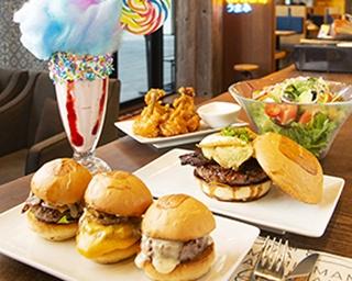 """""""旨味""""をテーマにしたアメリカ発の人気バーガーレストランがみなとみらいに出店"""