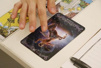 あきのさんの引いたカードにはどういった意味が!?