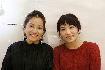【双子占い ラグネル★レムネル】左:レムネル(妹)、右:ラグネル(姉)