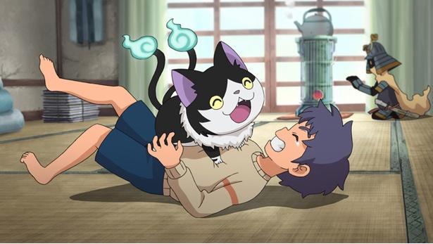 【写真を見る】ふさふさキュートな猫妖怪も新たに登場!