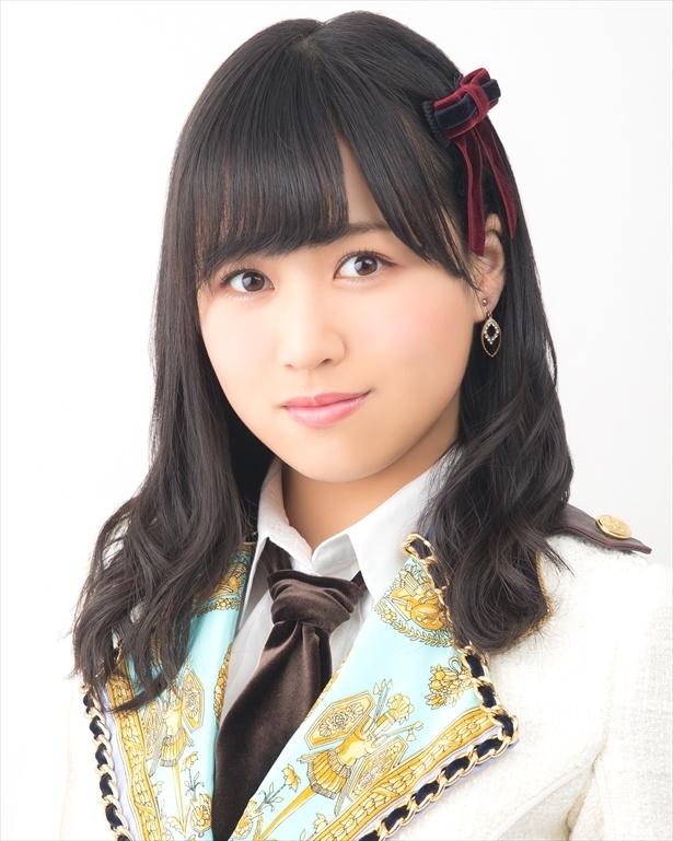 「女芸人No.1決定戦 THE W」に挑戦したSKE48福士奈央
