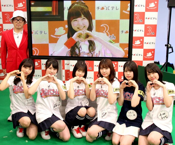 チーム8関東メンバーが「IZ*ONE」の活動に専念する本田仁美にエールを送った
