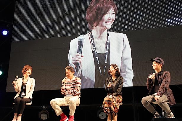 上田慎一郎監督の短編『ナポリタン』の上映会&トークショーが開催!