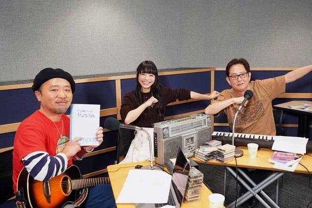 「ザ・カセットテープ・ミュージック」12/2放送は「年忘れ!後世に歌い継ぎたい日本のうた」