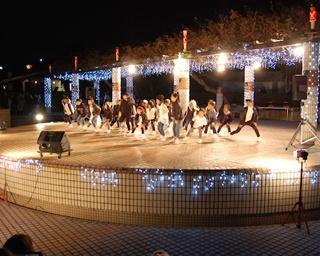 手作りの光のオブジェが公園を彩る!長崎県立田平公園で「光のフェスタ2018」開催中