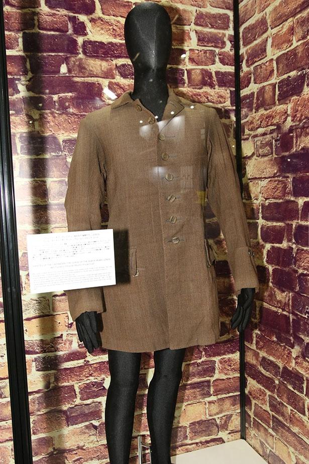 オーランド・ブルームが実際に着用した衣装も!