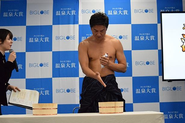 画像4 / 6>まさに「湯だねー」!? 温泉俳優・原田龍二が語る入湯のマイ ...