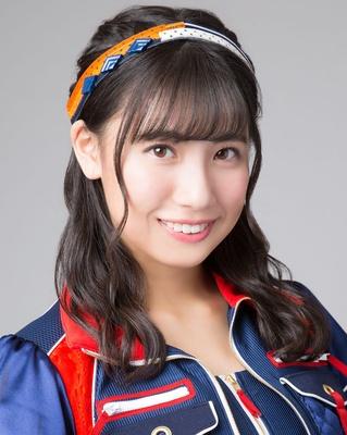 チームKⅡ所属の荒井優希。ニックネームは「ゆき」