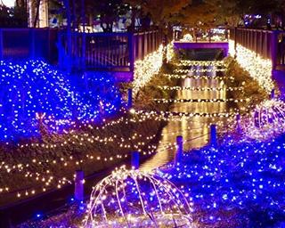 約15万球のLEDで「倉敷らしさ」を表現!岡山県倉敷市でイルミイベント開催中