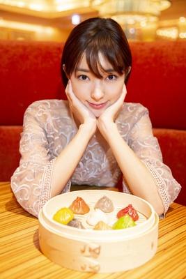 小籠包が大好きだという宮本茉由さん