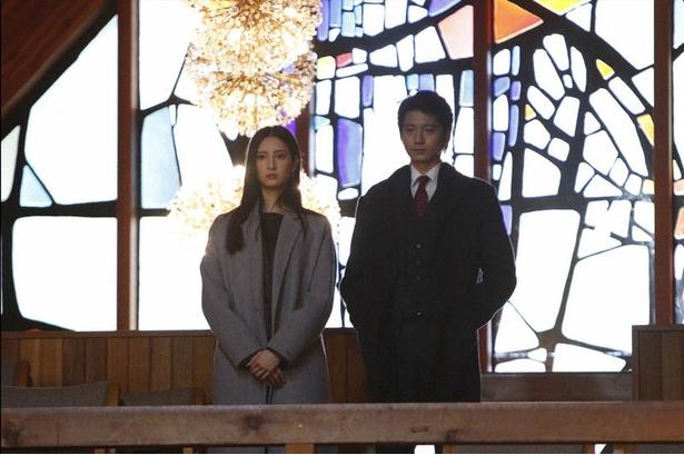 「リーガルV~元弁護士・小鳥遊翔子~」第8話より(C)テレビ朝日