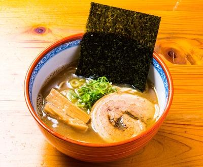 「和風豚骨ラーメン」(730円)/麺の樹 ぼだい(愛知県西尾市)